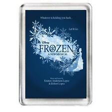 Frozen. The Musical. Fridge Magnet.