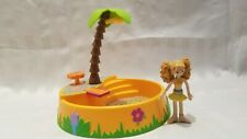 Groovy Girls Mini Pose able Pool and Doll