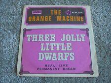 The Orange Machine - Real Live Permanent Dream 1968 FRANCE 45 PYE PSYCH
