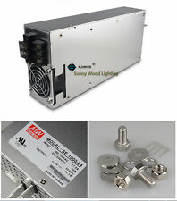 UL led light driver,110/220V input,1000W  24V 41.7A switch Power supply