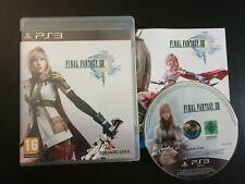 PS3 : final fantasy XIII 13