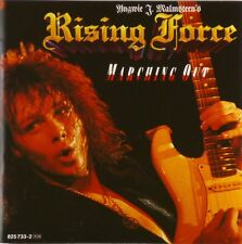 CD - Yngwie J. Malmsteen's Rising Force - Marching Out - #A3537