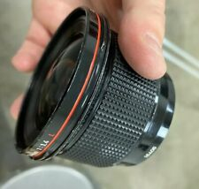 Canon New FD NFD 24mm f/1.4 L Wide Angle Lens For Parts Or Repair Only
