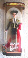 Muñeca Barbie: torero español (edición de coleccionista, 1999!). totalmente Nuevo En Caja!