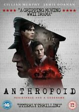 Anthropoid (DVD) Cillian Murphy, Jamie Dornan