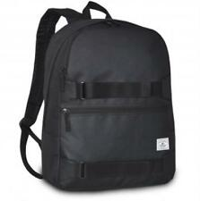 Everest BP200-BK Griptape Skateboard Backpack - Black