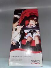 NEW Britax Child Tray for Single B-Agile, B-Free and Pathway Strollers Black