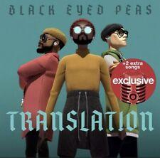 Black Eyed Peas Translation Target Exclusive Cd 2 Bonus Tracks Pop Shakira Tyga
