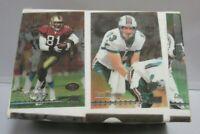 1999 Topps Stadium Club Chrome Football Complete Set of 150 Cards & Custom Wrap!