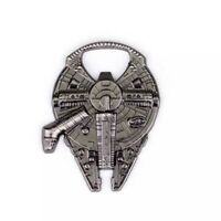 Star Wars Millenium Falcon Metal Bottle Opener - New! Free Shipping!