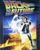 Back to the Future 1985 PG sci-fi adventure movie, new DVD Michael J. Fox, Lloyd