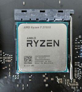 Used AMD Ryzen 7 2700X CPU