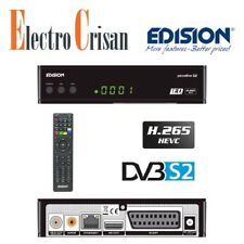 EDISION PICCOLLINO S2 H.265. ENTREGA 24/48 HORAS. CABLE HDMI GRATIS