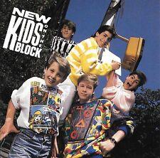 NEW KIDS ON THE BLOCK (NKOTB) - 10 Tracks