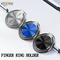 Metal Finger Grip Ring Holder 360° Rotating Stand For Mobile Phone Tablet