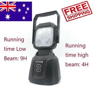 Rechargeable Portable 15W LED Work Lamp LED Flood Light with Strong Magnent