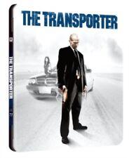 NEW The Transporter Steelbook Blu-Ray