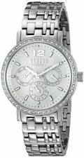 Versus by Versace Women's SOR110015 MANHASSET Chronograph Silver Crystals Watch