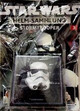 Star Wars Helm Sammlung - Ausgabe 3 Stormtrooper - Deagostini OVP & NEU