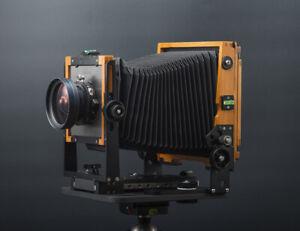 Chamonix 45F2 camera