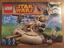 BNIB NEW Lego Star Wars 75080 AAT - RETIRED - Toy Gift