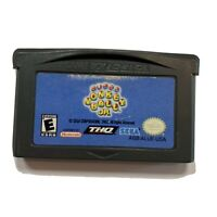 Gameboy Advance Video Game - Used Game - Super Monkey Ball Jr.