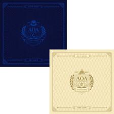 AOA [ANGEL'S KNOCK] 1st Album RANDOM Ver CD+Photobook+2p Card+1p Postcard SEALED