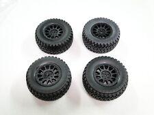 NEW ASSOCIATED Wheels & Tires Set 12mm Hex PROSC10 DB10 TROPHY RAT AX19