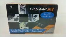 """Vantec EZ SWAP 2.5"""" Internal/External HDD enclosure IDE to Sata/USB 2.0 MRK250FD"""