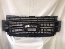 17-19 OEM Ford F-250/350/450 Super Duty Platinum Custom Grille- Gloss Black