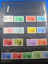 EUROPA/CEPT - 1962 - COMPLETE FROM 18 COUNTRIES - MNH        (kbe3)