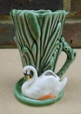 Vintage SYLVAC Swan Posy Vase 4385