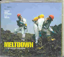 Meltdown - My Life Is In Your Hands (CD-Maxi)