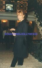 KYLIE MINOGUE 90s  DIAPOSITIVE DE PRESSE ORIGINAL VINTAGE SLIDE 35MM  #26
