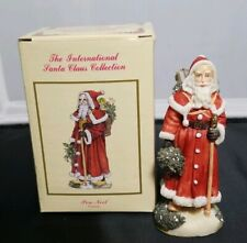 The International Santa Claus Collection Pere Noel France Figurine
