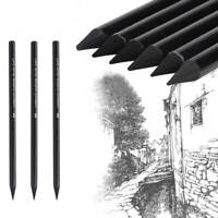 3 Pcs/set Sketch Charcoal Pencils Drawing Pencils For Painting Professional