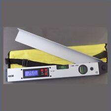 """Niveau à bulle numérique mesureur d'angles 400mm (16"""") Rapporteur métrique"""