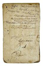 1800 Rufus Wilson Handwritten Saw Mill Account Book West Stockbridge MASS.