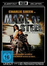 Made of Steel  (1993) - Dvd - Charlie Sheen..Directors Cut..