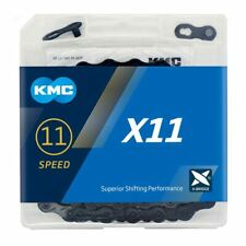 KMC X11 Chain - 11 Speed - 116 Links - Black