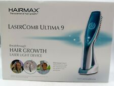 Hairmax Laser Comb Ultima 9 Hair Growth Laser Light Device NEW Open Box