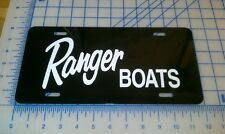 Ranger Boats license plate tag