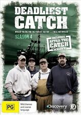 Deadliest Catch - After The Catch : Season 4 / Deadliest Catch : Season 4 (DVD,