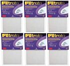 3M Purple Ultra Allergen Filtrete Filter Furnace / Air Filter #1500 (lot of 6)