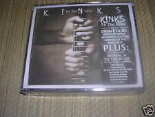 Kinks - To the Bone 2 CD set sealed OOP 1996 rare NEW