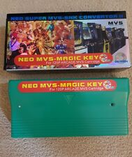 Neo Geo MVS to AES Converter - Boxed Magic Key - Play MVS Games on AES Console