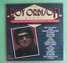 Roy Orbison , Australia only release Lp - The Story, All His Greatest Hits