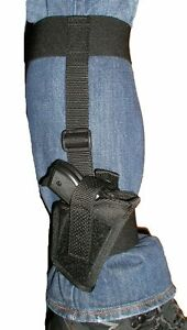 USA Mfg Excellent Quality Ankle Holster Kimber Micro Automatic 9mm 9 mm