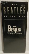 The Beatles Past Masters Volume One CD Sealed Longbox RARE Capitol C2 7 90043 2