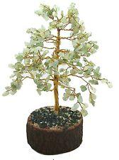 Green Aventurine Stone Money Tree Reiki Spiritual Gemstones Vastu Table